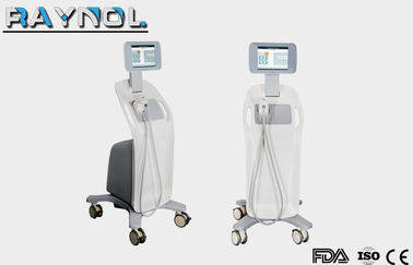 China Beauty Salon Hifu High Intensity Focused Ultrasound Equipment 2 Transducers Body Shaping supplier