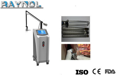 China RF Tube Vaginal Treatment Co2 Fractional Laser Machine For Female supplier