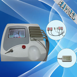 China Portable 6 Pads Lipo Laser Machine , i-Lipo Laser Weight Loss Liposuction Machine distributor
