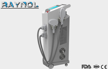 China Multifunctional IPL Laser Equipment For Pigment Removal / Hair Removal distributor