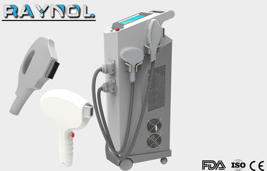 China Vertical IPL Laser Machine Germany DILAS 600W Handle For Full Body Hair Removal distributor