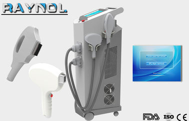 China Big Spot Size IPL Diode Laser Beauty Machine for Full Body Hair Removal distributor